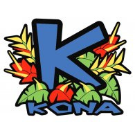 Logo of Kona Bikes