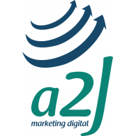 Logo of A2J marketing digital