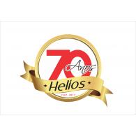 Logo of Helios 70 Anos