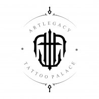 Logo of Art Legacy Tattoo Palace