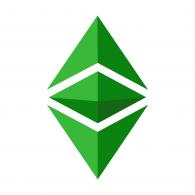 Logo of Ethereum Classic