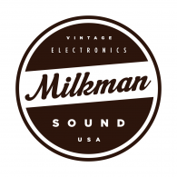 Logo of Milkman Sound