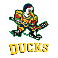 Logo of Mighty Ducks Crest