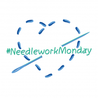 Logo of #NeedleworkMonday on steemit