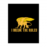 Logo of i break the rules
