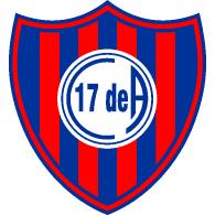 Logo of Club 17 de Agosto de Clorinda Formosa