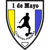 Logo of Club 1ro. de Mayo de Clorinda Formosa