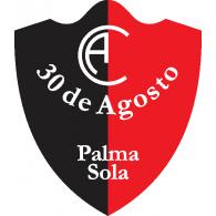 Logo of Club Atlético 30 de Agosto de Palma Sola Formosa