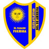 Logo of Club Atlético Sol de América de El Paraiso Formosa