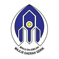 Logo of Majlis Daerah Gerik