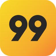 Logo of 99 taxi