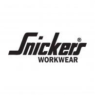 Snickers SWW Logo Arbeitshoodie Schwarz