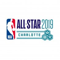 Logo of NBA All Star Game 2019