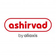Logo of Ashirvad by aliaxis