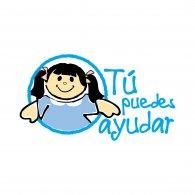 """Logo of Convocatoria """"Tú puedes ayudar"""""""