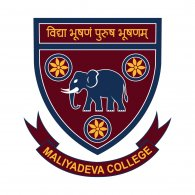 Logo of Maliyadeva College