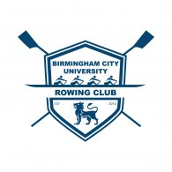 Logo of Birmingham City University Rowing Club