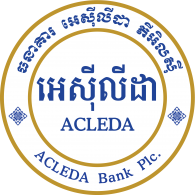 Logo of ACLEDA Bank