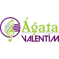 Logo of Ágata Valentim