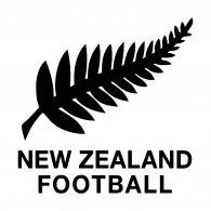 Logo of New Zealand Football - Nova Zelândia