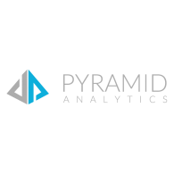 Logo of Pyramid Analytics