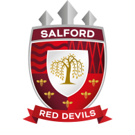 Logo of Salford Red Devils