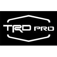 Logo of TRD Pro Logo
