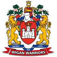 Logo of Wigan Warriors Rugby Club