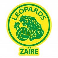 Logo of Leopards Zaire - Badge shirt 1974
