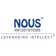 Logo of Nous Infosystems