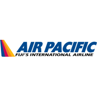 Logo of Air Pacific 2003