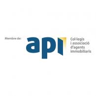 Logo of API - Associació d'Agents Immobiliaris de Catalunya