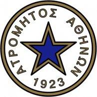 Logo of Atromitos Athens (early 70's logo)