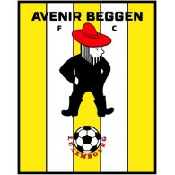 Logo of FC Avenir Beggen (early 80's logo)