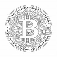 Logo of Bitcoin