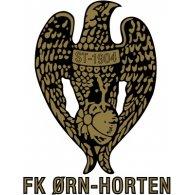 Logo of FK Orn Horten (60's logo)