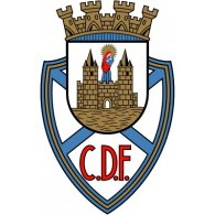 Logo of CD Feirense Santa Maria da Feira (60's logo)