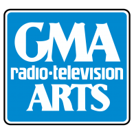 Logo of GMA Radio-Television Arts 1974