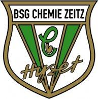 Logo of BSG Chemie Zeitz (early 60's logo)