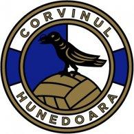Logo of Corvinul Hunedoara (60's logo)