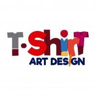 Logo of T-shirt art design