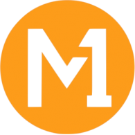 Logo of M1 Limited 2020