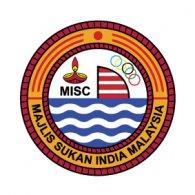 Logo of Majlis Sukan India Malaysia