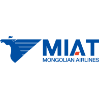 Logo of MIAT Mongolian Airlines
