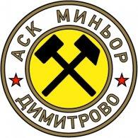 Logo of ASK Minyor Dimitrovo (early 60's logo)