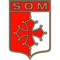 Logo of SO Montpellier (early 60's logo)