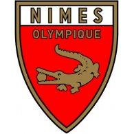 Logo of Nîmes Olimpique (early 60's logo)