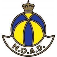 Logo of NOAD Tilburg (60's logo)