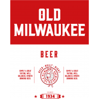 Logo of OLD MILWAUKEE BEER