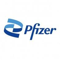 Logo of Pfizer 2021